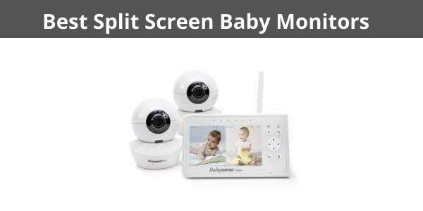 Best Split Screen Baby Monitors