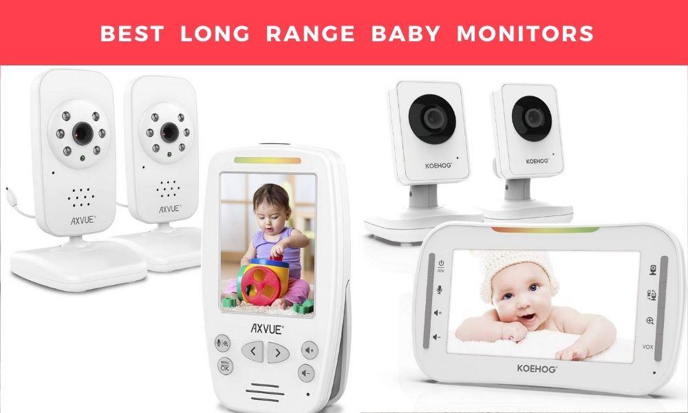 Best long range baby monitors
