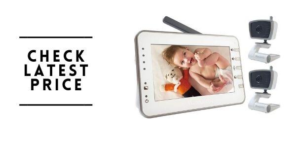 Moonybaby Trust 30-2 Non-WiFi Baby Monitor