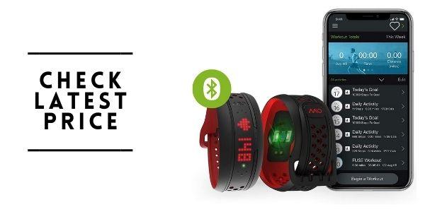 Mio FUSE Heart Rate Sleep + Activity Tracker