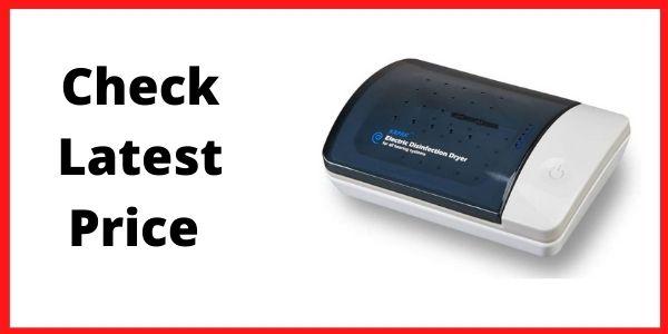 Electronic Kapak Ultra Violet C clean hearing aid dryer  4332463420