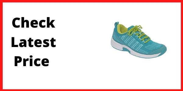 Orthofeet 981M050 Proven Plantar Fasciitis Nurses Sneaker