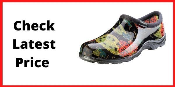 Sloggers 5102BK08 Women's Waterproof Shoe