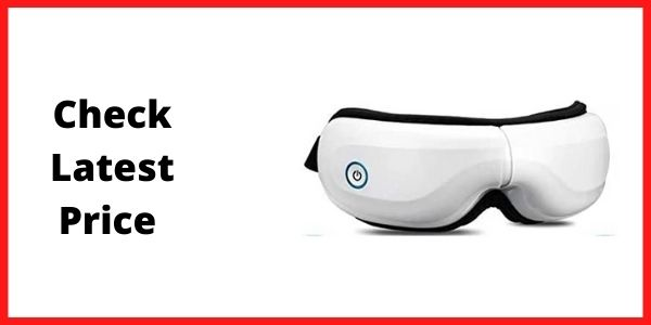 Bromose Foldable Rechargeable Eye Massager