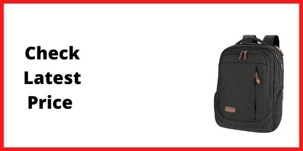 KROSER Large Water-Repellent School Travel Backpack For Medical Students
